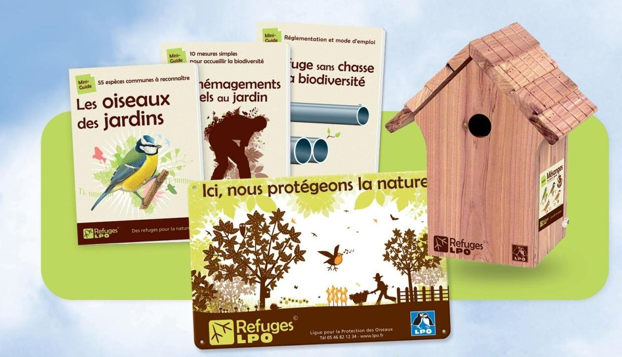 Kit accueil refuge particulier 2