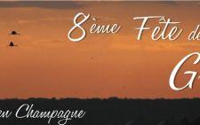 La 8 ème Fête de la Grue